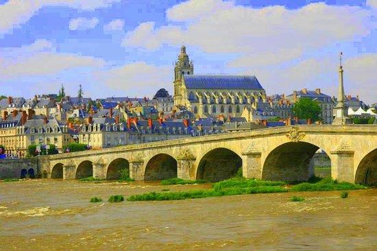 Brit Hotel Blois - Le Préma : Ville de Blois