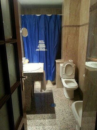 Inca: baños