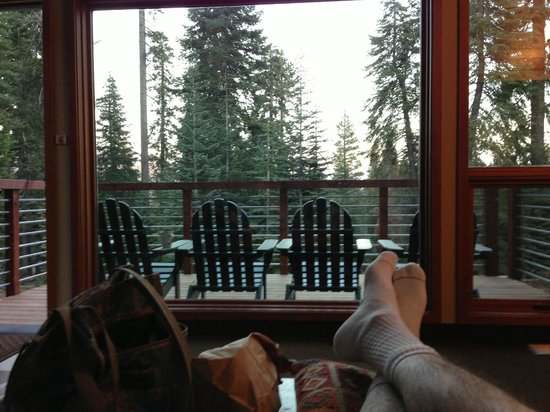 Montecito Sequoia Lodge: Very Relaxing