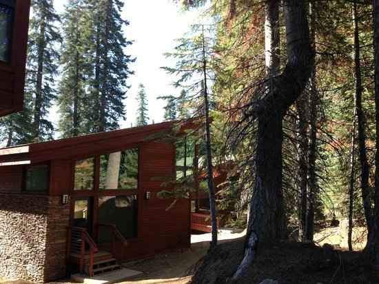"Montecito Sequoia Lodge: New ""Cabins"""