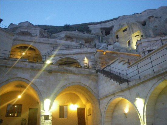Vezir Cave Suites: Hotel