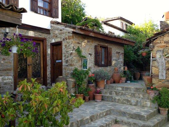 Terras Evler - Terrace Houses Sirince: The entrance to Olive House