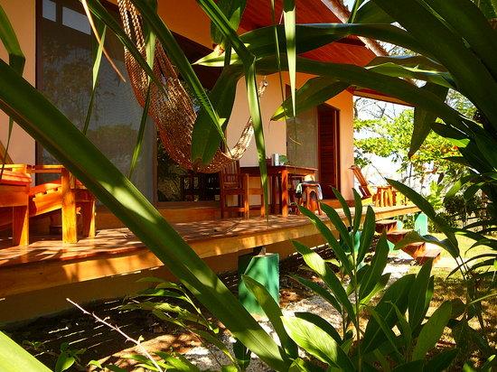 Fidelito Ranch & Lodge: terrace