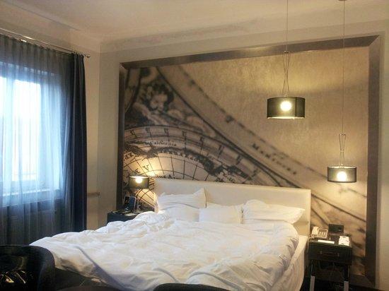 Le Meridien Grand Hotel Nurnberg: clean