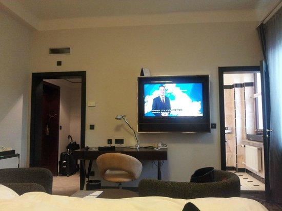 Le Meridien Grand Hotel Nurnberg: relax