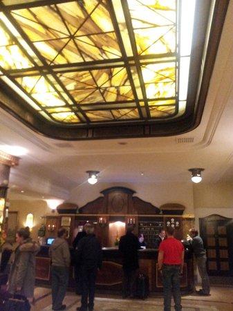 Le Meridien Grand Hotel Nurnberg: lobby