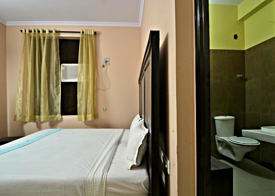 Hotel Ramsingh Palace: deluxe room