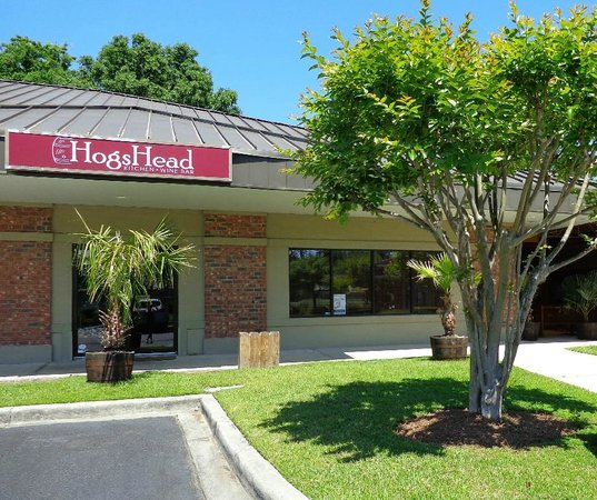 Hogshead kitchen and wine bar hilton head restaurant for Inexpensive romantic getaways in south carolina
