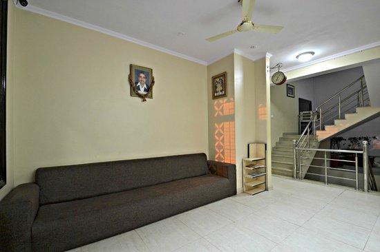 Hotel Ramsingh Palace: lobby