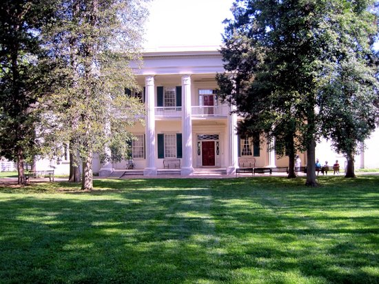 Nashville Tennessee With Kids : The Hermitage