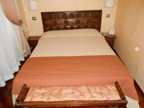Hotel Bosone Palace: La camera