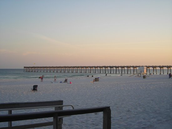 Pensacola Beach Gulf Pier: The Pier