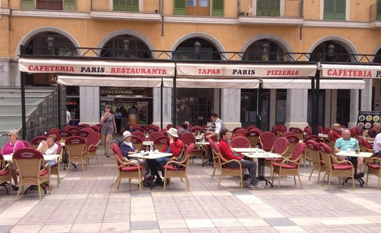 Cafe - Restaurante Paris