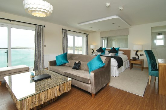 Fistral Beach Hotel and Spa: Fistral Suite