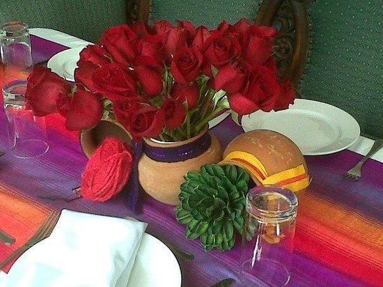 Hacienda- Hosteria Chorlavi: Catering eventos