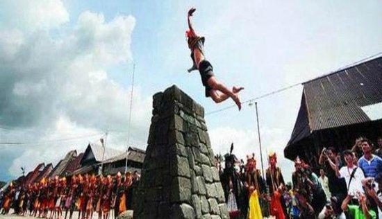 Nias Island, Indonesia: Lompat Batu 3