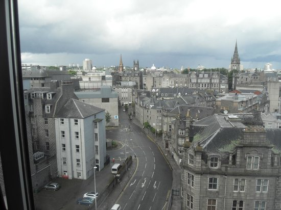 Jurys Inn Aberdeen: View from room