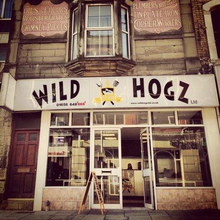 wild hogz ltd bridgend restaurant reviews phone number. Black Bedroom Furniture Sets. Home Design Ideas