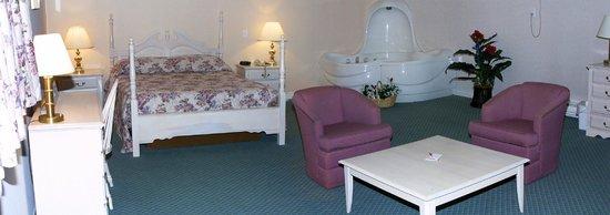 All Seasons Inn & Restaurant : Suite