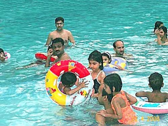Swimming Pool Picture Of Silver Sands Beach Resort Daman Daman Tripadvisor