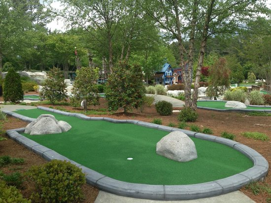 Newly Renovated Mini Golf Picture Of Frankie 39 S Fun Park