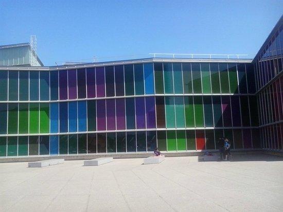 MUSAC - Museo de Arte Contemporáneo de Castilla y León: Fachada