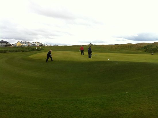 Ballybunion Golf Club: #6, Old Course