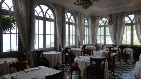 Villa Maria Hotel: salle à manger