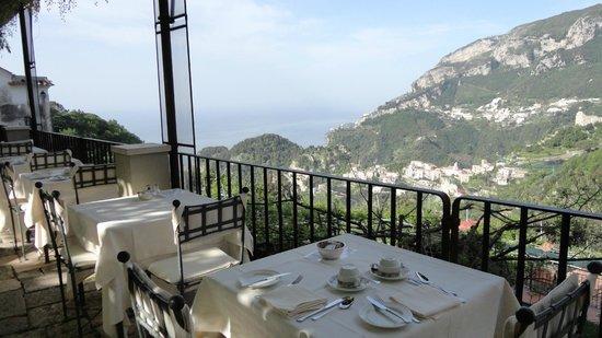 Villa Maria Hotel : terrasse