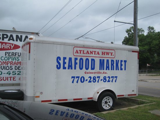 Atlanta Highway Seafood Market: Catering is available~