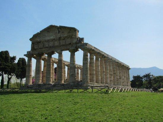 Astarita Car Service Sorrento: Paestum