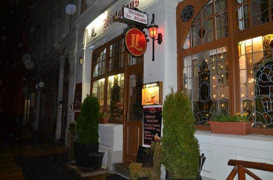 Wirtshaus zur Altstadt: Come si presenta all'esterno