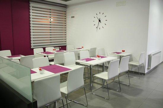 Vila Da Guarda Hotel: comedor