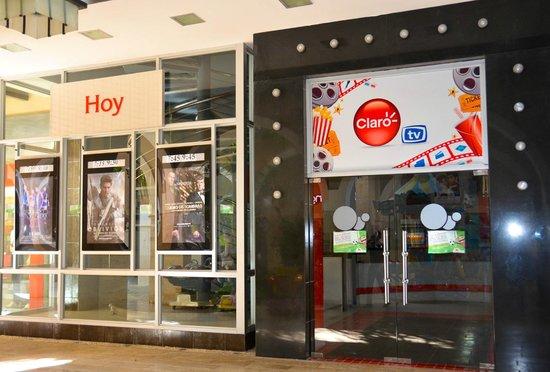Palma Real Shopping Village: Movie theater