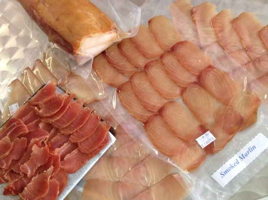 Deli Marino: Homemade Smoked Fish