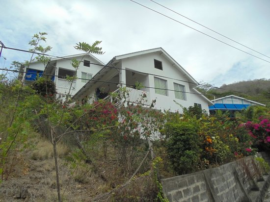 The Village Apartments: Our Bequia home