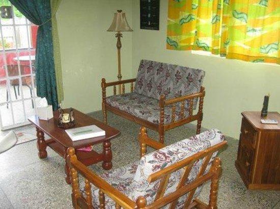 D'Lime Inn: The Welcome Room