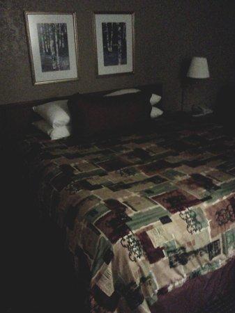 Days Hotel Boulder: Dated decor