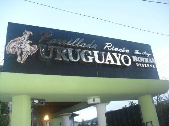 Parrillada Rincon Uruguayo: los innvito para que entren a este restaurante