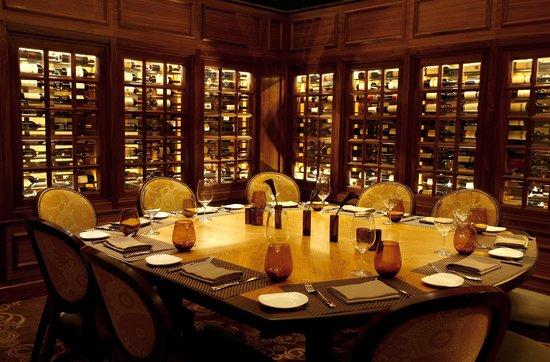 The Circular: Wine Room