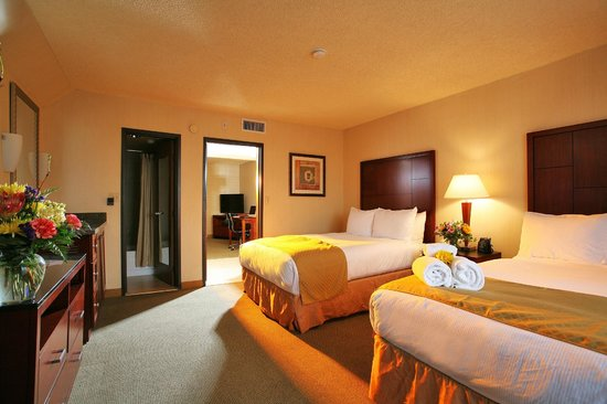 DoubleTree Suites by Hilton Tucson Airport: Double Bed Suite