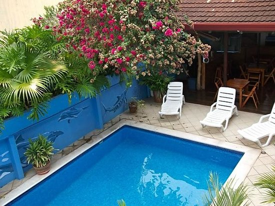 La Sirena Hotel: Pool (small but cozy)