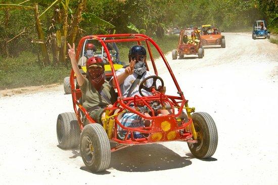 Adventure Boogies: Very dusty but super fun