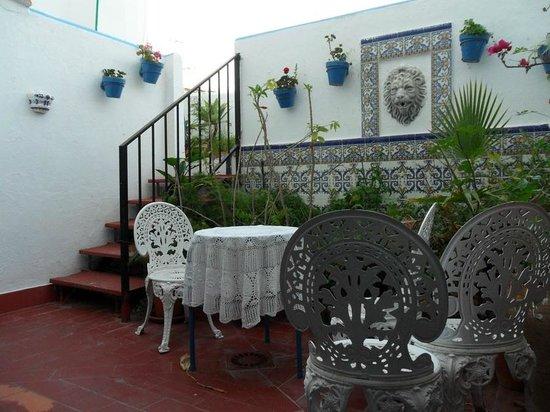 Hostal Micaela : Patio Andaluz