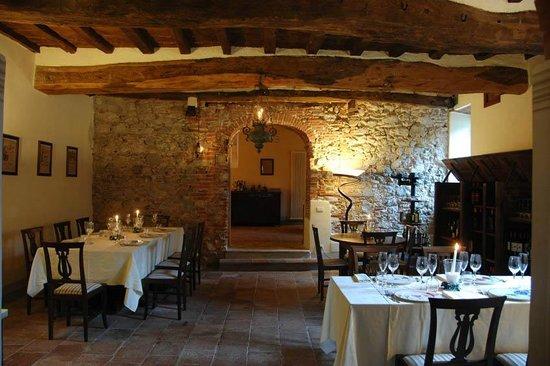 Villa Montecatini - La Cantinetta