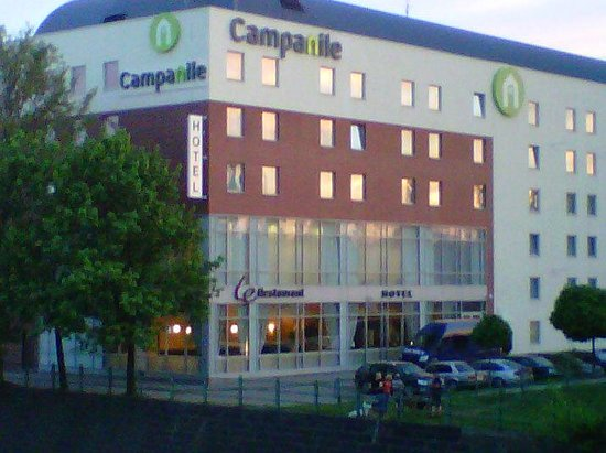 Good location review of hotel campanille wroclaw for Hotels wroclaw