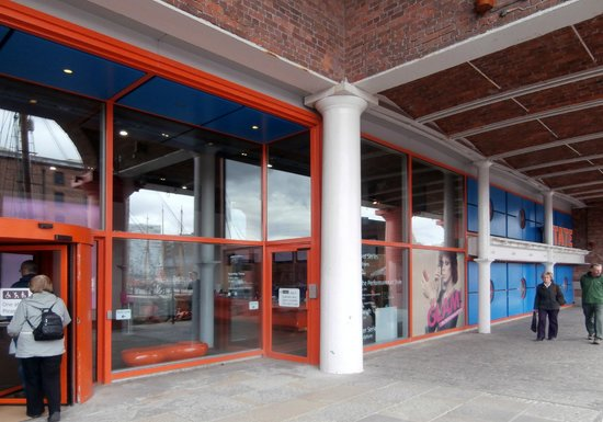 the entrance at the albert dock picture of tate liverpool liverpool tripadvisor