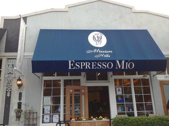 Espresso Mio: street view