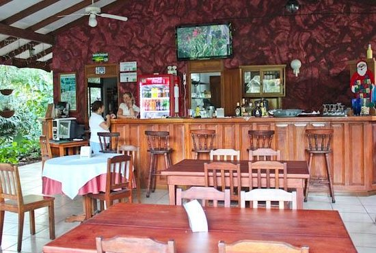 Hotel Colinas del Sol: restauran
