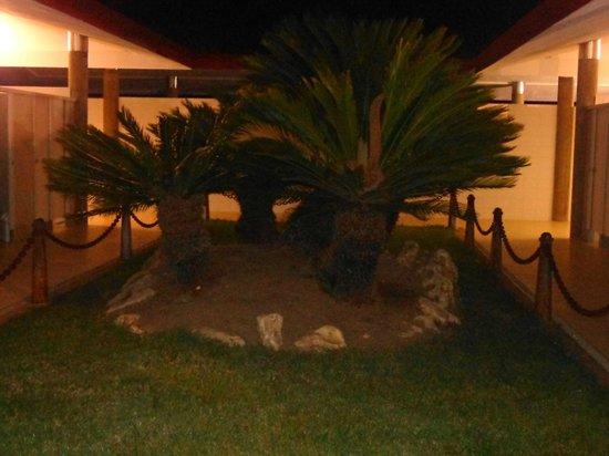 Camping Las Dunas : toilets